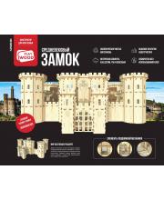 Конструктор деревянный Большой средневековый замок Playwood