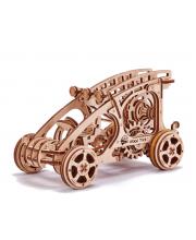 Механический 3D-пазл из дерева Багги 144 детали Wood Trick