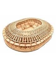 Сборная модель Стадион Лужники 225 деталей UNIWOOD
