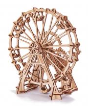 Механический 3D-пазл из дерева Колесо Обозрения 219 деталей Wood Trick