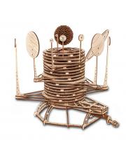Конструктор деревянный 3D Планетариум 534 детали Eco Wood Art