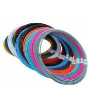 Набор пластика PLA для 3D ручек 12 цветов TMPROF3D
