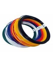 Набор пластика ABS для 3D ручек 6 цветов TMPROF3D