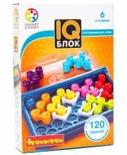 Игра IQ-Блок