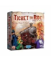 Билет на поезд Северная Америка Hobby World