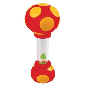 Развивающая игрушка-гантелька