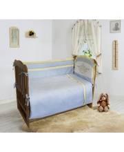 Комплект постельного белья 6 предметов Лунная прогулка