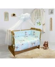 Комплект постельного белья 7 предметов Лунные сны