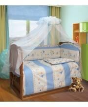 Комплект постельного белья 7 предметов Маленький секрет