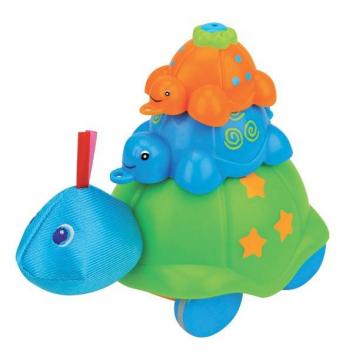 Развивающая игрушка Парад черепах
