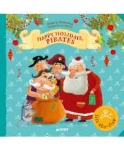 Весёлые праздники у пиратов Издательство Clever