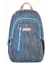 Рюкзак 2 zip Титаниум Target