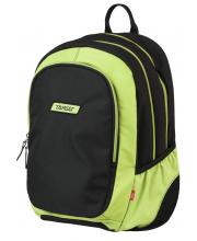 Рюкзак 3 zip Black lime Target