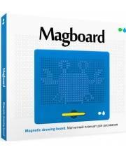 Магнитный планшет для рисования Magboard синий Назад к истокам