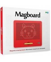 Магнитный планшет для рисования Magboard красный