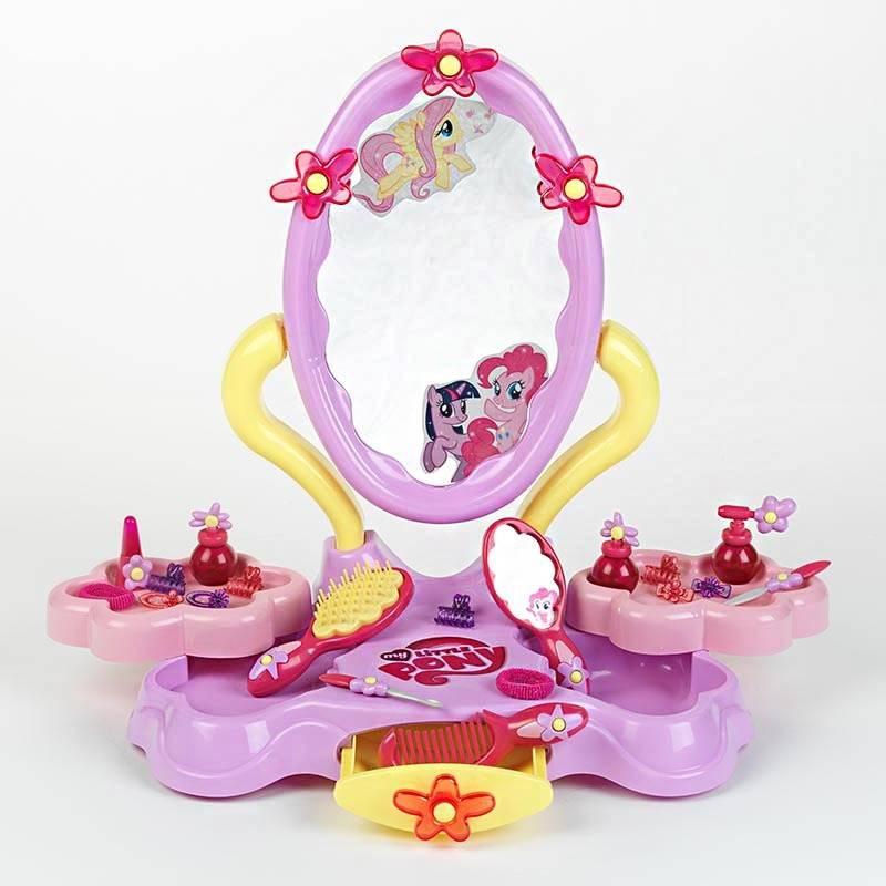 Студия красоты My Little Pony настольная с аксессуарами