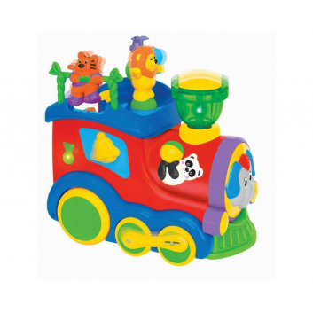 Игрушка Цирковой поезд
