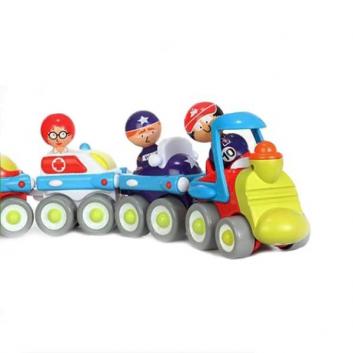 Развивающая игрушка Скорый поезд