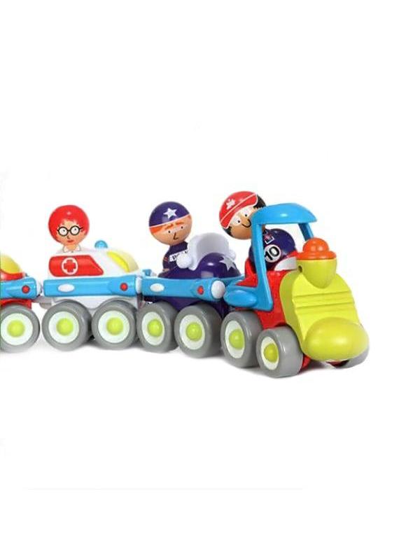 Развивающая игрушка Скорый поезд Baboum