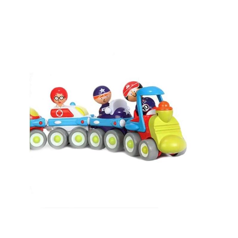 Baboum Развивающая игрушка Скорый поезд