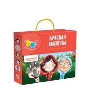 Сказка-спектакль Красная шапочка Vladi Toys