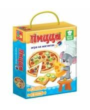 Игра магнитная Крошка Шеф Пицца