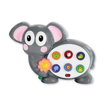 Развивающая игрушка Веселый Слоник
