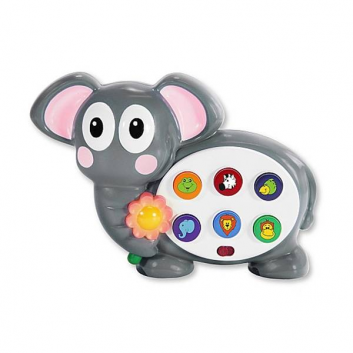 Игрушки, Развивающая игрушка Веселый Слоник Learning Journey 633280, фото