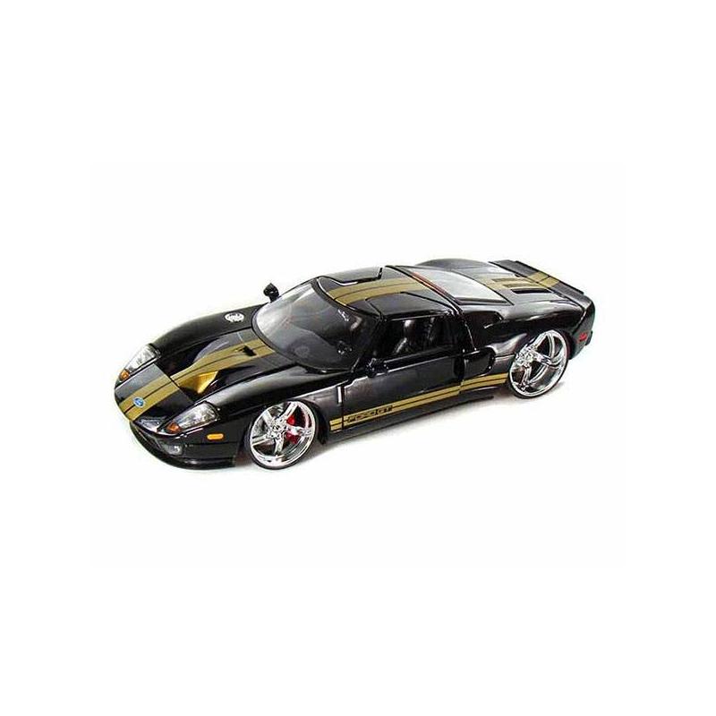 Машинка с тюнингом Ford GT 05 от Nils