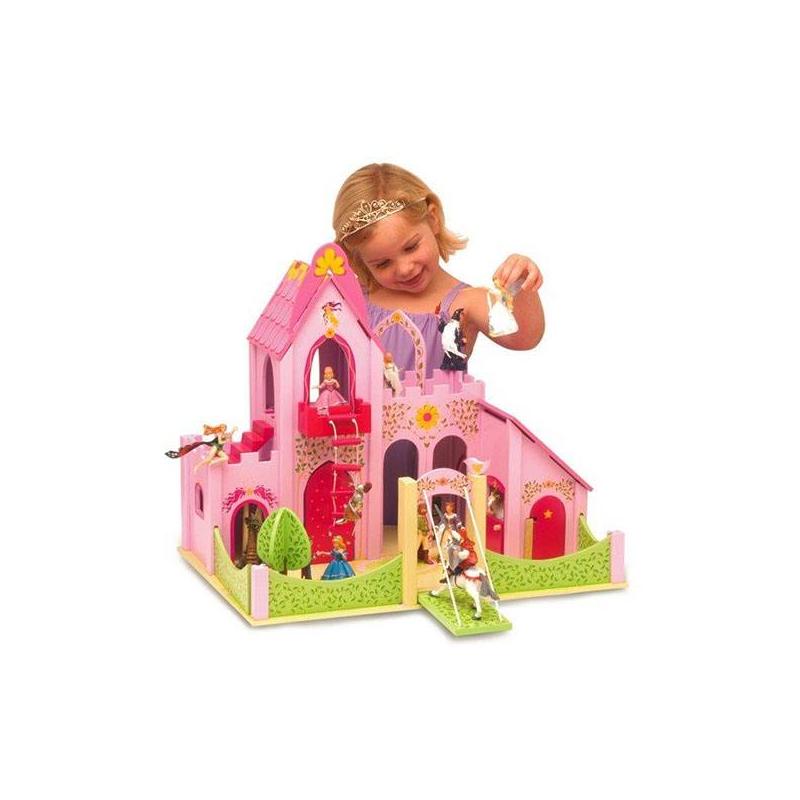 Купить Волшебный замок Три желания, Le Toy Van, от 3 лет, Для девочки, 634723