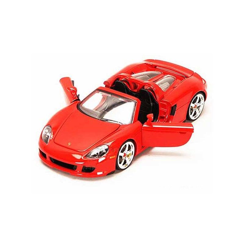 Машинка с тюнингом Porsche Carrera GT: Carrera GT Rim 1 от Nils