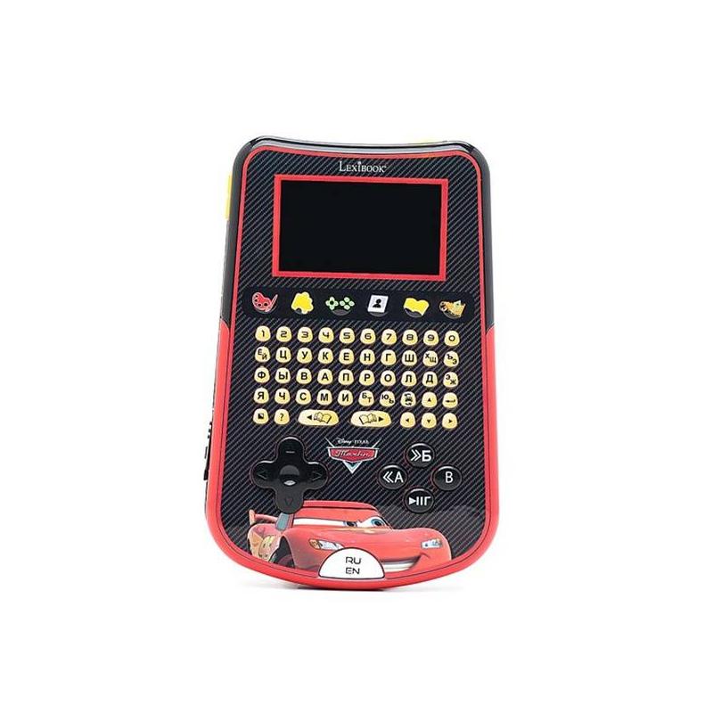 Lexibook Детский компьютер-планшет Тачки планшет в саяногорске