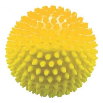 Спорт и отдых, Массажный мяч 1Toy (желтый), фото