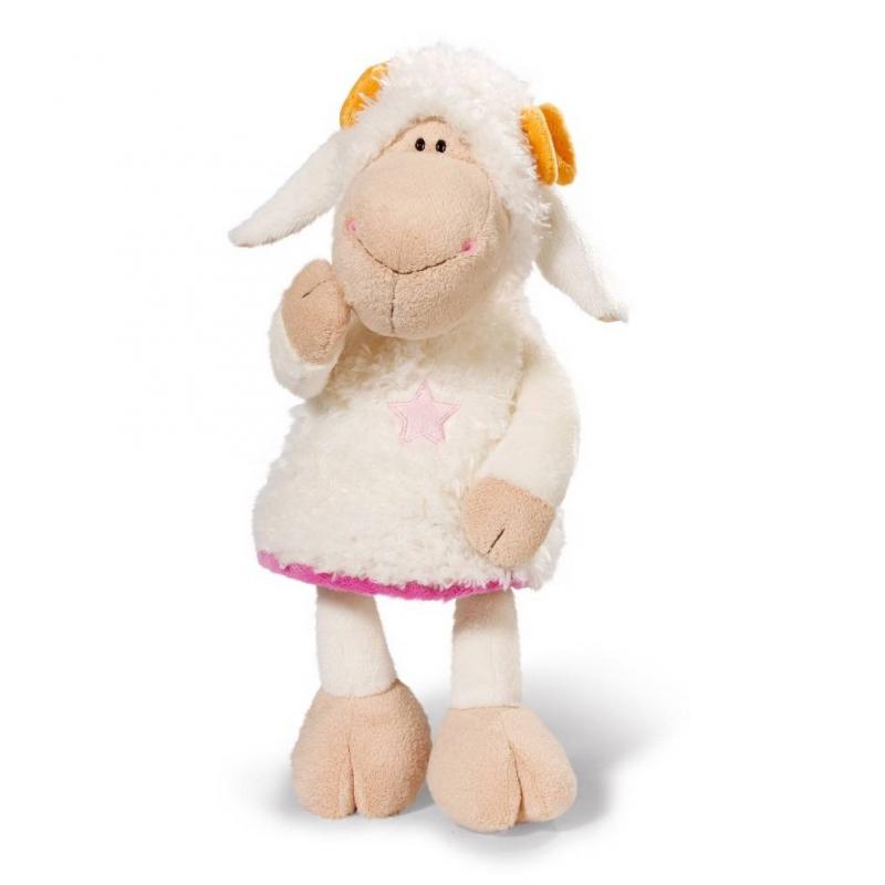 Nici Мягкая игрушка Овечка Эми сидячая полуприлегающий пуховик с утеплителем cvr полуприлегающий пуховик с утеплителем
