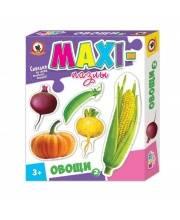 Пазлы Макси Овощи 2 Русский стиль