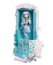 Набор игровой Блестящий вихрь и кукла Кристал Винтер Mattel
