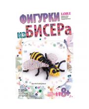 Фигурки из бисера Пчелка Жужа