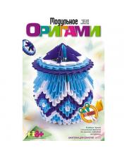 Модульное оригами Царь-птица