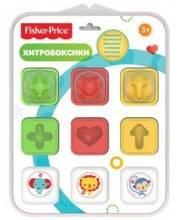 Логическая игра Хитробоксики Fisher Price