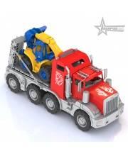 Трейлер для перевозки Аризона (с трактором) Нордпласт