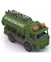 Военная спецтехника Цистерна Огнеопасно Нордпласт