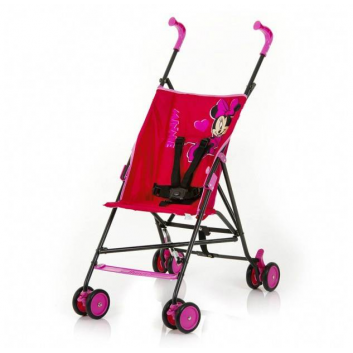 Коляска-трость GO-S V Disney Minnie Pink