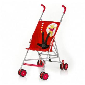 Коляска-трость GO-S V Disney Pooh Red