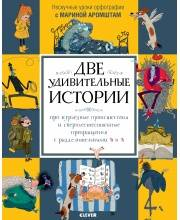 Нескучные уроки орфографии с Аромштам М.