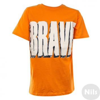 Мальчики, Футболка INCITY KIDS (оранжевый)635671, фото
