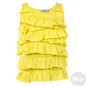 Девочки, Топ INCITY KIDS (желтый)635571, фото