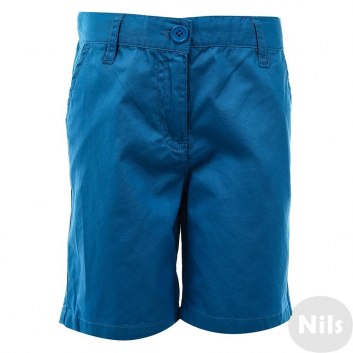 Девочки, Шорты INCITY KIDS (голубой)635622, фото