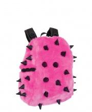 Рюкзак Rex Half Spike Moppet Fur real in Pink
