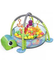 Игровой коврик Turtle Gym