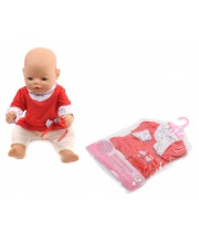 Одежда на вешалке для кукол и пупсов размером 42 см Муси-Пуси